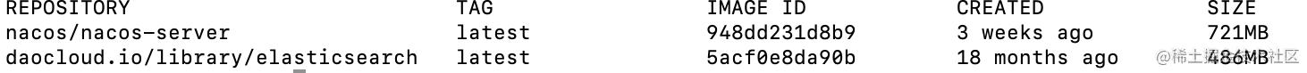 1. nacos初识, 和eureka的比较, 在docker上安装nacos