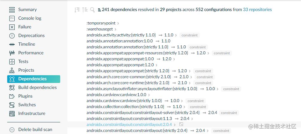 buildScan